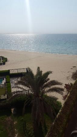 Royal Beach Resort & Spa: Вид с номера