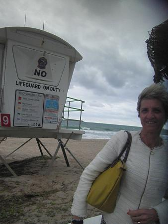 Fort Lauderdale Beach: Lifeguard...