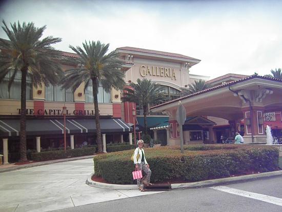 Fort Lauderdale Beach: Centro Comercial Galleria