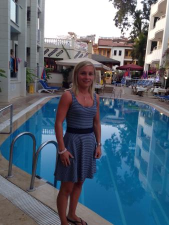 Club Evin Marmaris: August 2015 - amazing holiday