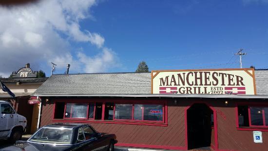 Manchester, واشنطن: Manchester Pub Bar