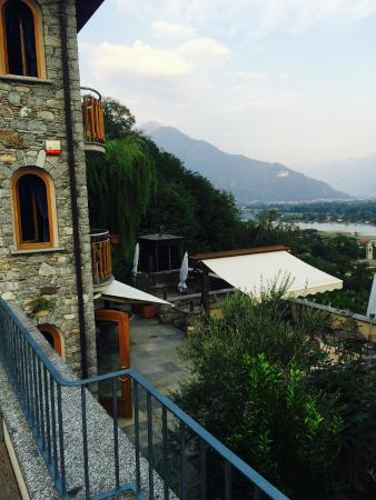 Trezzone, Italie : The B&B