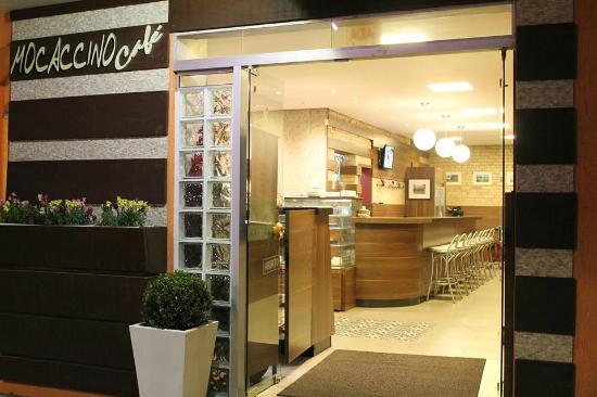Mocaccino Cafe