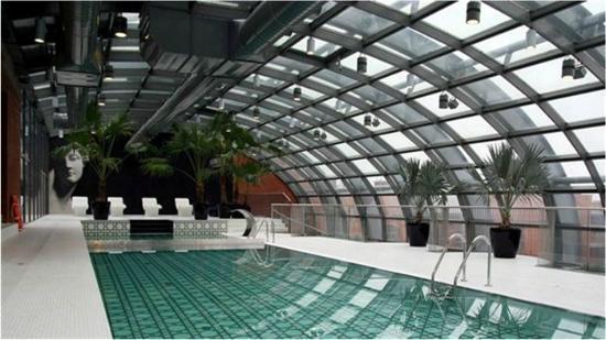 City Park Hotel & Residence : Wellness SPArk