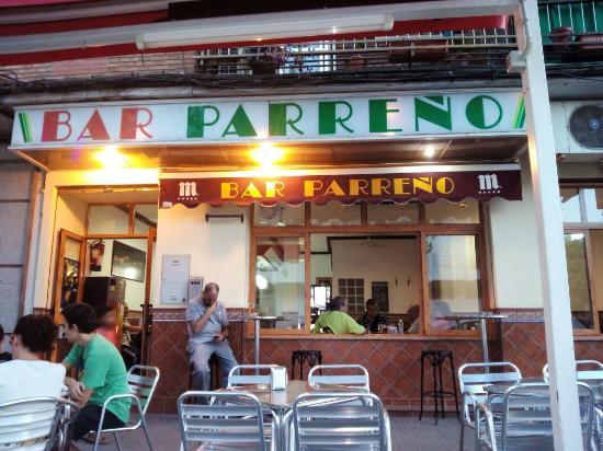 Bar Parreño