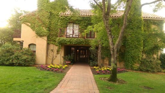 Vintners Inn: Villa
