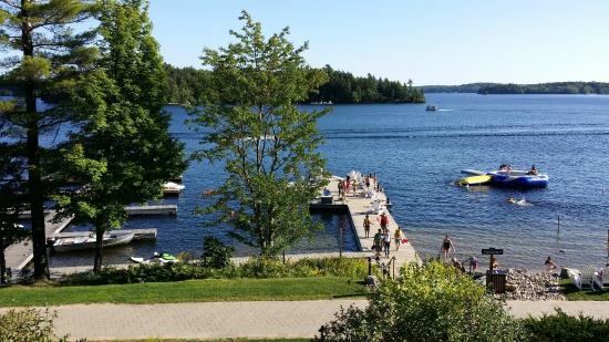 Jw Marriott The Rosseau Muskoka Resort Spa J W Lakeside