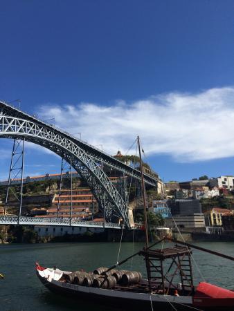 Porto, Portugal: Ponte D. Luis I