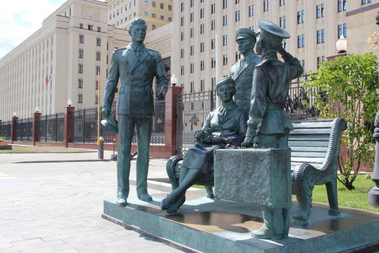 Памятник в москве фильм офицеры памятники из гранита на кладбище в 2018 году