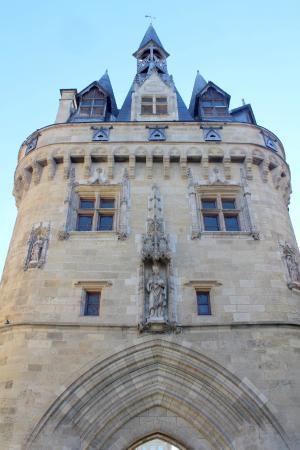 La porte cailhau photo de porte cailhau bordeaux for Porte cailhau