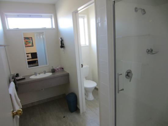 The Alpine Rose Motel : Bathroom