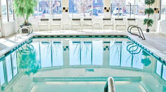 Hilton Garden Inn Salt Lake City/Layton: Indoor Pool with Whirlpool