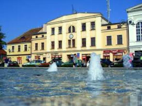 Wagrowiec Fountains