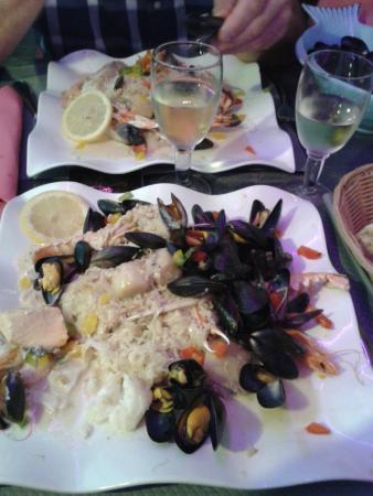 Restaurant la coquille jard sur mer for Jard sur mer restaurant