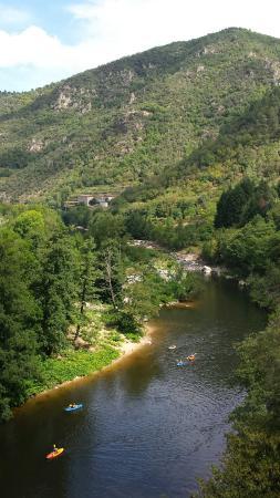 Dolce via Ardeche (Les Ollieres - La Voulte)