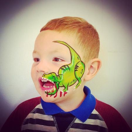 Tripadvisor Best Face Painting At Eden Today صورة Eden
