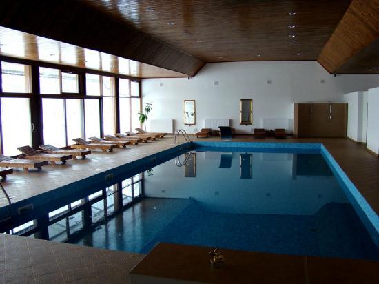 Vata de Jos, Romania: Pool & sauna