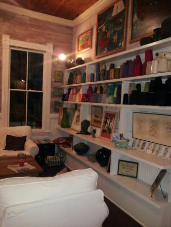 Key West Bed and Breakfast: Common area