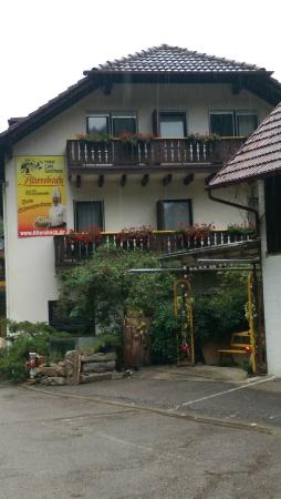 Hotel Altersbach: Altersbach hotel and restaurant