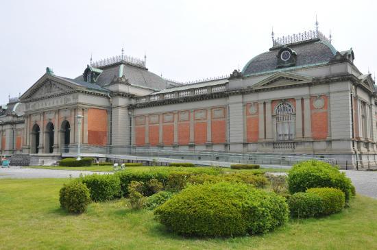 京都国立博物館の本館です。 - Picture of Kyoto National Museum, Kyoto - TripAdvisor