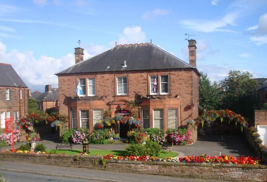 Hazeldean House: Hazeldean, front