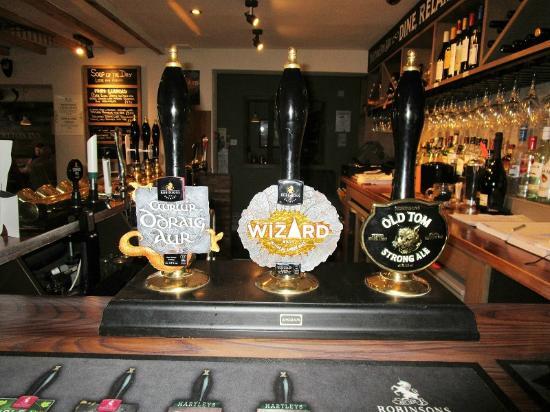 Burlton Inn Bar 2