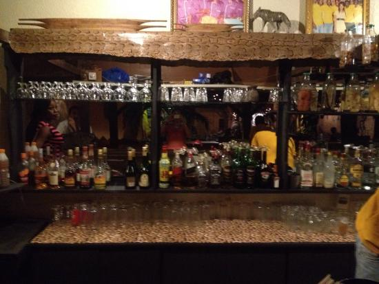 Le Savana: Le bar relooké