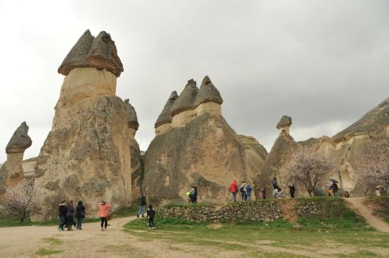 ‪Fairy Chimneys‬
