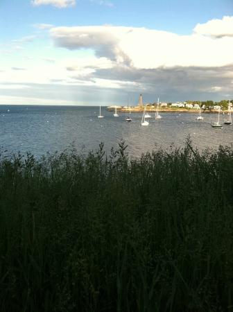 Fort Sewall: harbor entertainment