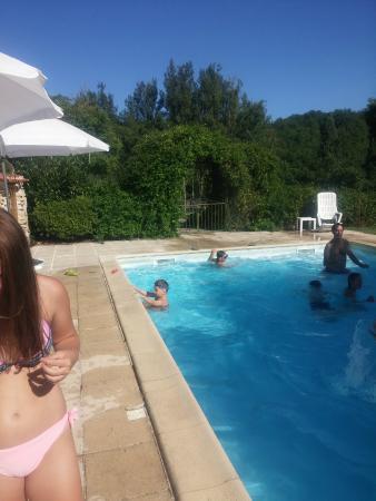Belaye, France : Piscine 5mx10m