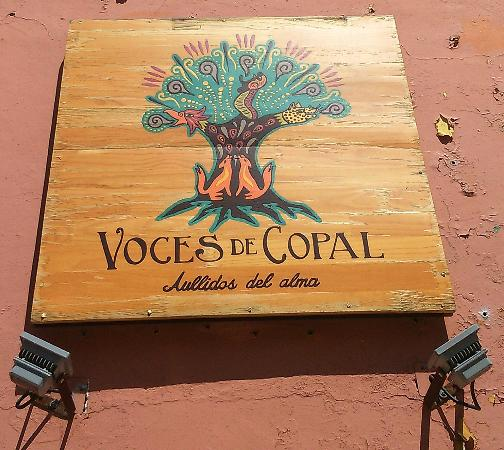 Voces de Copal