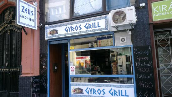 Zeus Gyros Grill