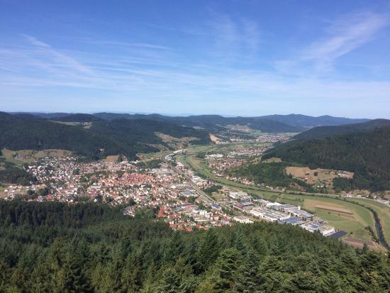 Haslach im Kinzigtal, Germania: Aussichtsturm Urenkopf