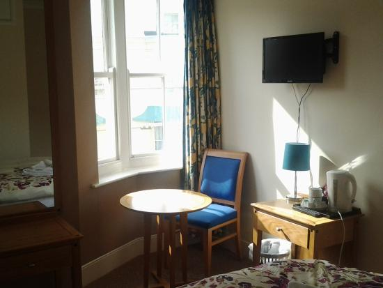 Sterling House Hotel: Double Room