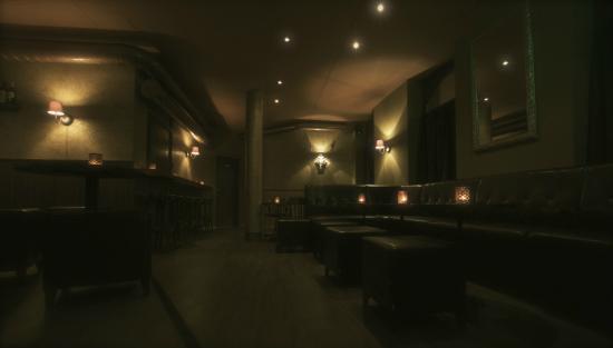 Tales Bar Living Room