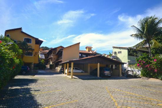 Buzios Centro Hotel: Estacionamento