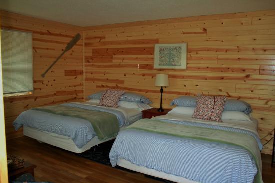 Gooseberry Park Cottages and Motel: Motel Unit #10