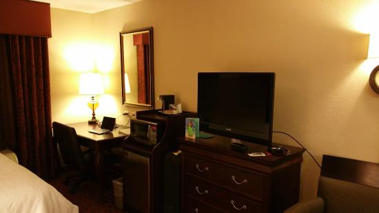 Hampton Inn Rochester Webster: Room 322