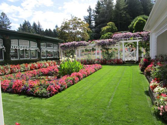 Pl Nen Picture Of The Butchart Gardens Central Saanich Tripadvisor