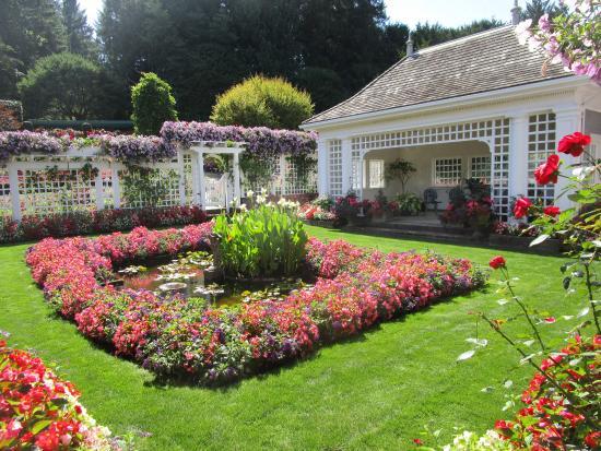 Bedste Afdeling Picture Of The Butchart Gardens Central