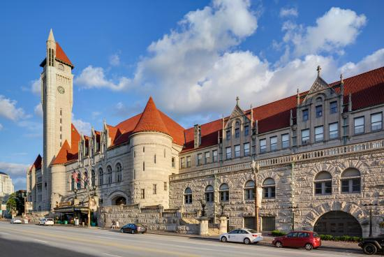 St Louis Union Station Hotel Curio Collection By Hilton Doubletree