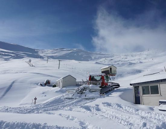 Mount Dobson Ski Area