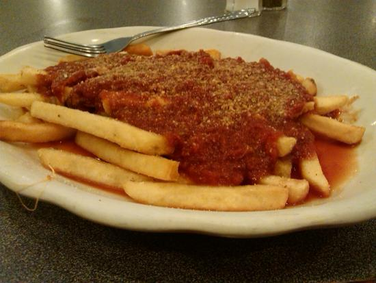 Skip the pizza fries picture of anthony 39 s italian for Anthony s creative italian cuisine