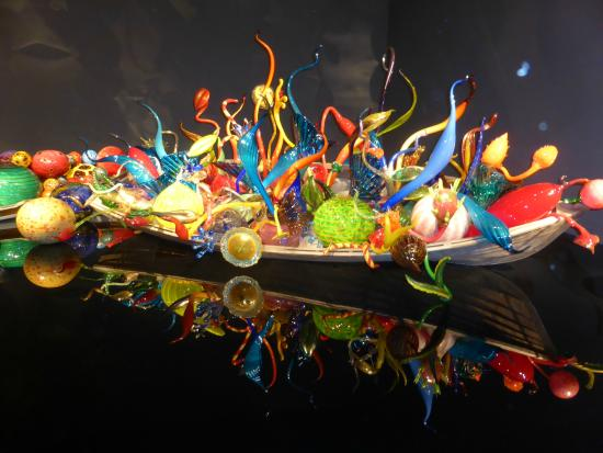 Boat Picture Of Chihuly Garden And Glass Seattle Tripadvisor