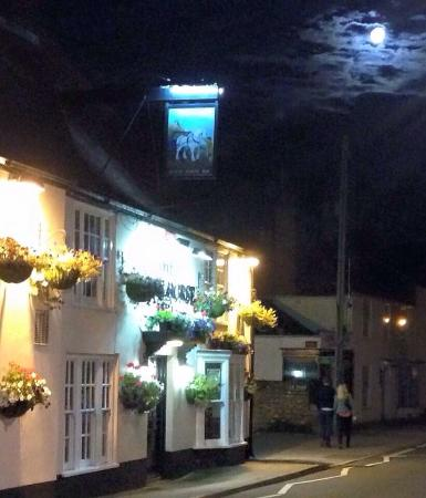 The White Horse Inn Bar