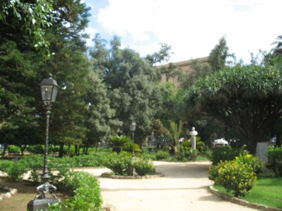 villa garibaldi picture of giardino garibaldi palermo