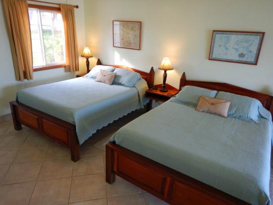 Turneffe Flats : Luxurious, spacious accomodations