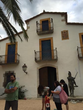 Santa Cristina d'Aro, Spanyol: El museo