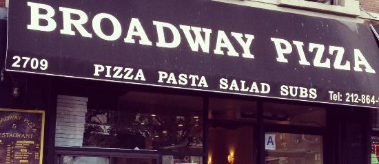 ‪Broadway Pizza and Restaurant‬