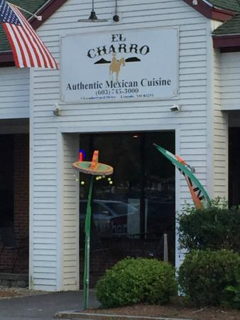 Located In A Strip Mall Picture Of El Charro Mexican